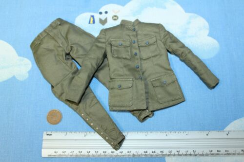 DID Dragon In Dreams 1:6TH échelle WW1 U.S. American Infantry tunique & pantalon Buck