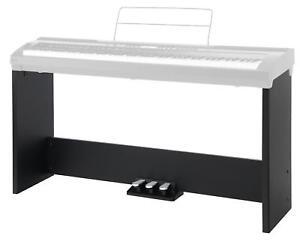 B-WARE-STANDER-STATIV-STAND-HALTER-FUR-SP-150-SP-250-STAGE-PIANO-HOLZ-SCHWARZ