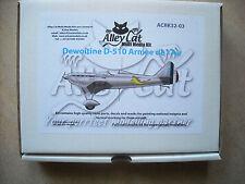 ALLEY CAT-1/32-DEWOITINE D-510 ARMEE DE L AIR