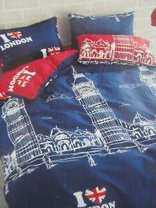 Copripiumino Londra Singolo.Copripiumino Singolo Londra Ebay