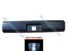 1999-2007 SILVERADO / SIERRA REAR STEEL BUMPER ROLL PAN FLEETSIDE w/  LED LIGHT