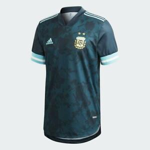 Argentina Away Camiseta Calor. RDY-versión jugador-artículo Oficial Adidas (Pregunte a tamaño)