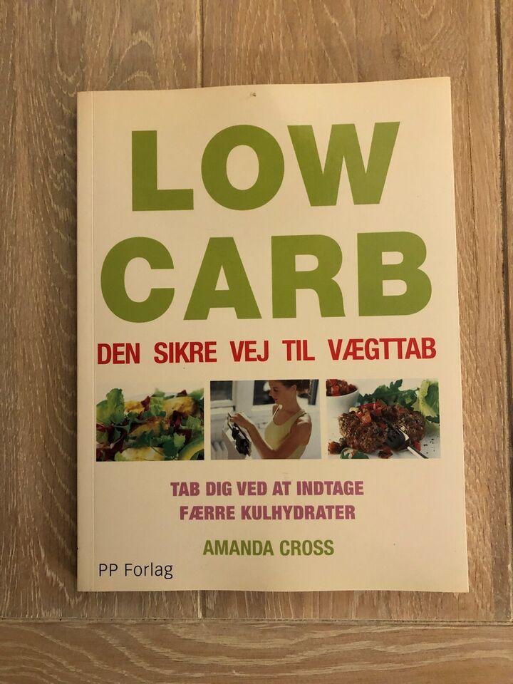 Low carb_, Amanda Cross, emne: mad og vin