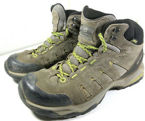 Details about SCARPA MORAINE MID GTX Gore Tex Hiking Shoes Brown Size 7.5 Womens 6.5 Mens