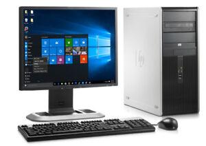 HP-Desktop-Computer-Windows-10-PC-Fast-Intel-Core-2-Duo-8GB-1TB-HD-19-034-LCD-WiFi