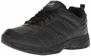 Men's 100% Man Made Memory Foam Avi-Union Ii Food Service Shoe US 10 Wide Black