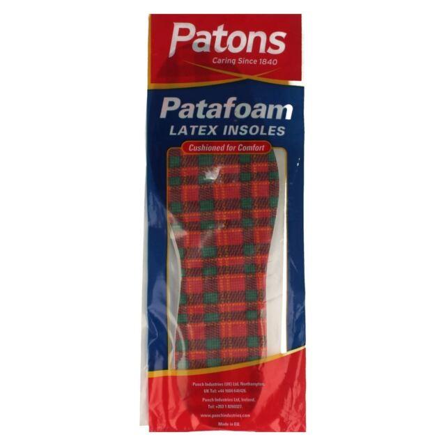 Hombre Patafoam Entresuelas by Patons 45 | eBay
