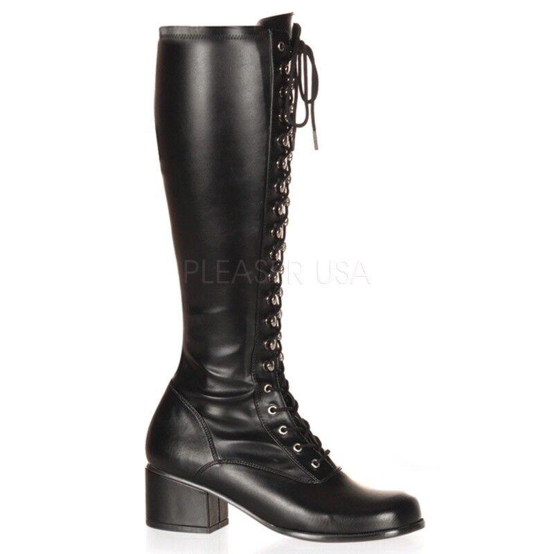 Funtasma Funtasma Funtasma botas retro - 302 negro str pu  en promociones de estadios