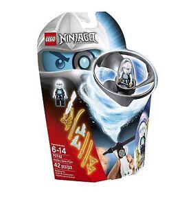 LEGO-Ninjago-Airjitzu-Zane-Flyer-70742-Building-Kit-Toy-for-Children-NV