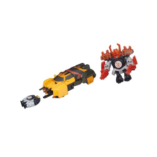 Transformers Robots in Disguise Mini-Con Deployers Autobot Drift and Jetstorm...