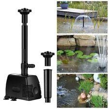 Springbrunnen Wasserspiel Pumpe PF 5000 98 Watt 5000 l//h Teichpumpe
