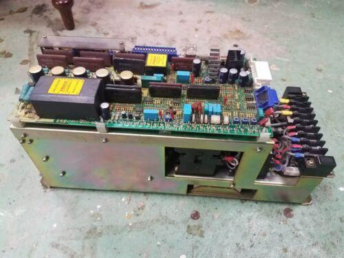 Fanuc Velocity Control Servo Unit Drive A06B-6047-H041 A20B-0009-0320 Motor
