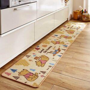 Disney Winnie The Pooh Kitchen Room Mat Rug Small Carpet Anti Slip Japan E5860 Ebay