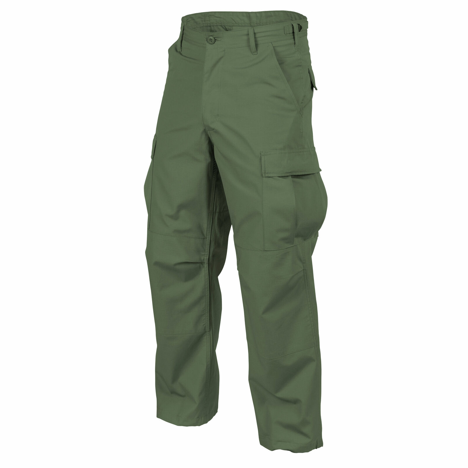 Helikon Tex Bdu Pants Olive Green Cargo Pants Ripstop Army Uniform Trouser Pants