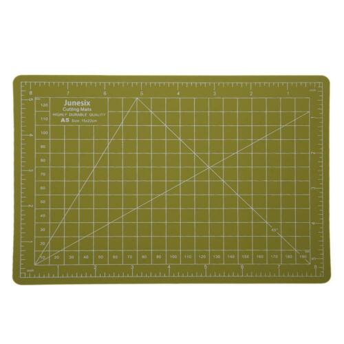 A3//A4//A5 2 Side Self-healing Non Slip DIY Cutting Board Patchwork Mouse Mat Pad