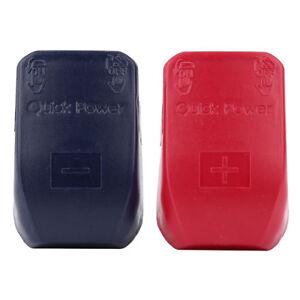 Quick-Release-Battery-Terminals-Clamps-12V-Pair-Car-Caravan-One-Motorhome