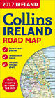 2017 Collins Map of Ireland by Collins Maps (Sheet map, folded, 2016)