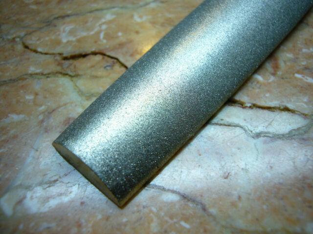 "10"" inch 250mm long THK Diamond Coated HALF ROUND File Grit 300 fine"