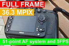 Nikon D800 36.3 MP ---17.000 Auslösungen / Shutter count only !