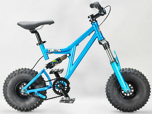 mini rig down hill bmx bike teal rkr select wheel and grip. Black Bedroom Furniture Sets. Home Design Ideas