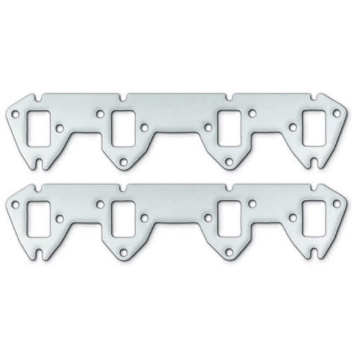 """Remflex Exhaust Header Gasket 3009; Square 2.000/"""" 1.281/"""" for Ford 332-428"""