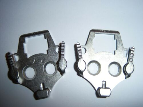 Speedplay Frog Pedal CLEATS Road Mountain Bike Clips Clip In Hardware