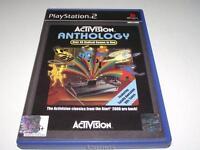 Activision Anthology PS2 PAL Preloved *No Manual*