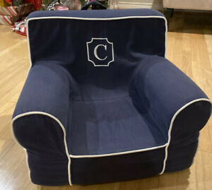Pottery Barn Kids My First Anywhere Chair Slip Cover Only