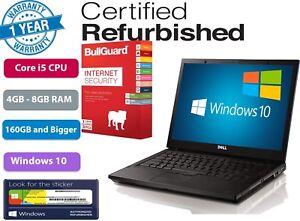 DELL-Latitude-E6410-14-1-034-Ci5-2-4GHz-fino-a-8-GB-Ram-1-TB-HDD-SSD-le-opzioni-di-Windows-10