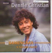(AE260) Dennie Christian, Samengaan - 2002 CD