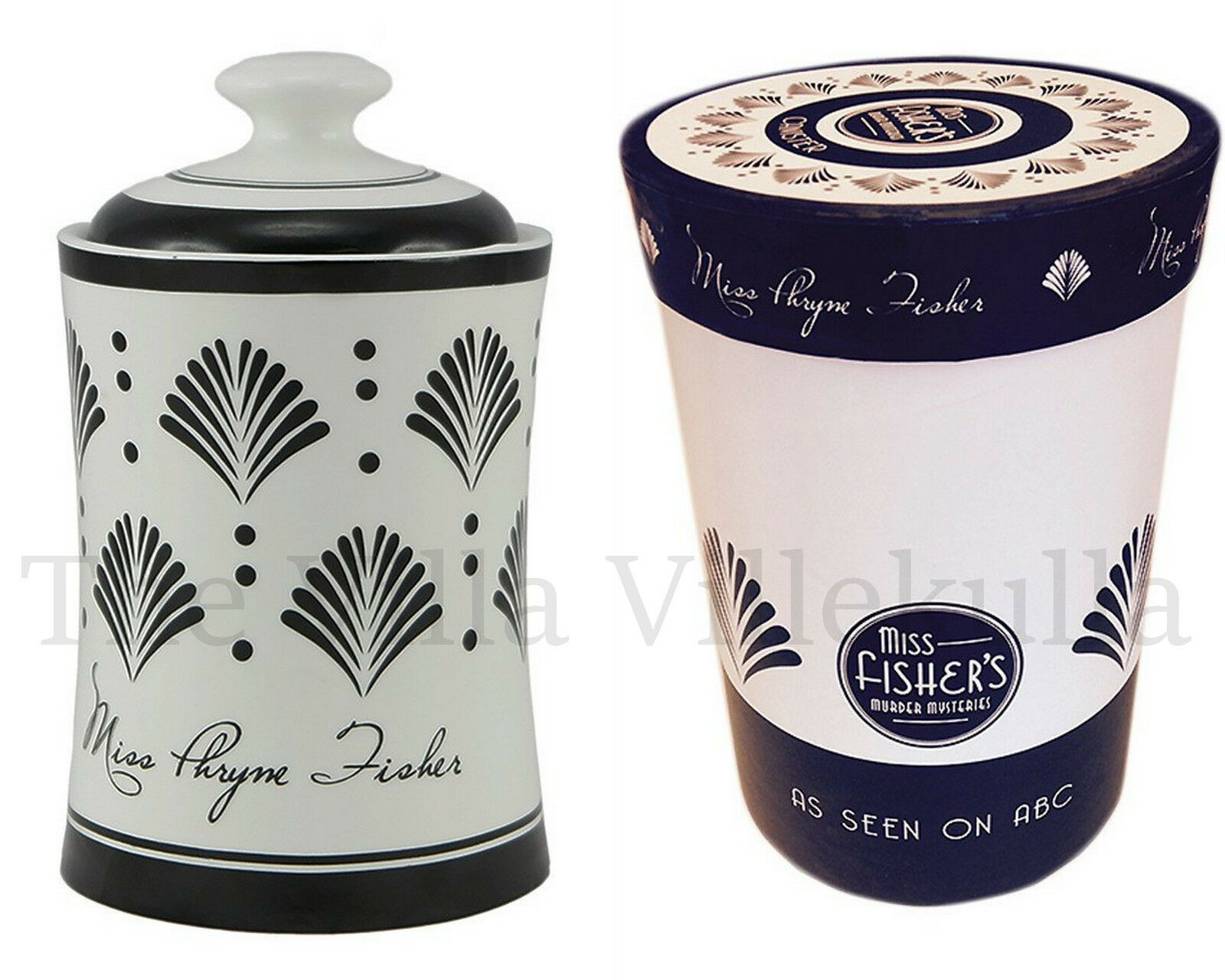 Miss Fisher's Murder Mysteries Licensed Collector's Canister