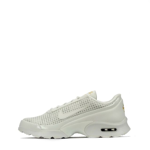 Nike Air Max Jewell SE Premium White W gold Trim 896197 100 Choose ... b43681aed