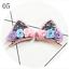Pair Hairpins Kids Hair Accessories Cute Hair Clips Cat Ears Barrettes Cute Gift