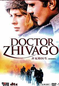 NEW-2-DVD-034-Doctor-Zhivago-034-Omar-Sharif-Julie-Christie