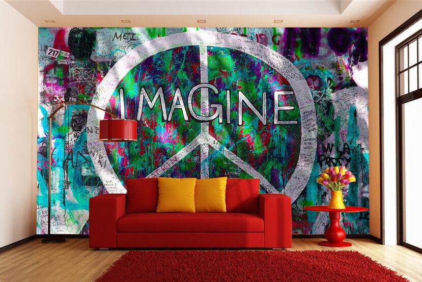 3D 3D 3D Rennlenkrad Graffiti 83 Tapete Wandgemälde Tapete Tapeten Bild Familie DE | Marke  |  43a139