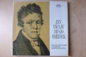 Box (4 LP) Jan Václav Hugo Voříšek, Supraphon 1 11 2171-74 G - Wien, Österreich - Box (4 LP) Jan Václav Hugo Voříšek, Supraphon 1 11 2171-74 G - Wien, Österreich