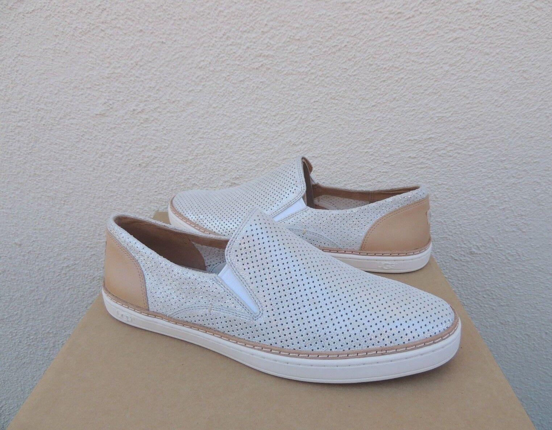 d7eda5d653a UGG Australia Adley Perf Slip-on Sandal Sneaker Stardust Women's 10