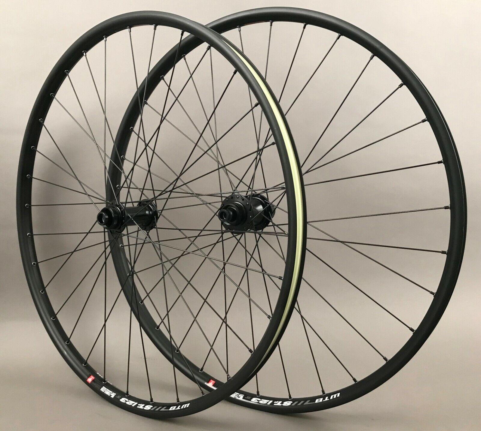 Image 2 - WTB ST I23 29er MTB Mountain Bike Wheels Tubeless BOOST SPACING 15x 110 12x 148