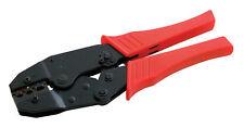 """9 """"trinquete arrugador Alicates de crimpado Crimpadora herramienta de alambre de cable eléctrico terminales"""
