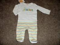 Gymboree Baby Boys First Easter Outfit One-piece Size Nb Newborn 0-3 Months