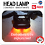 2-x-Red-amp-White-LED-Astronomy-Headlamp-Night-Light-Head-Torch-inc-Batteries thumbnail 5