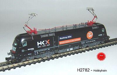 Brioso Hobbytrain 2782 E-lok Br182 Hkx Ep. Vi Nuovo In Scatola Originale-mostra Il Titolo Originale Buono Per L'Energia E La Milza