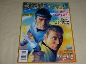 Star-Trek-Communicator-Magazine-117-William-Shatner-Leonard-Nimoy-Walter-Koenig