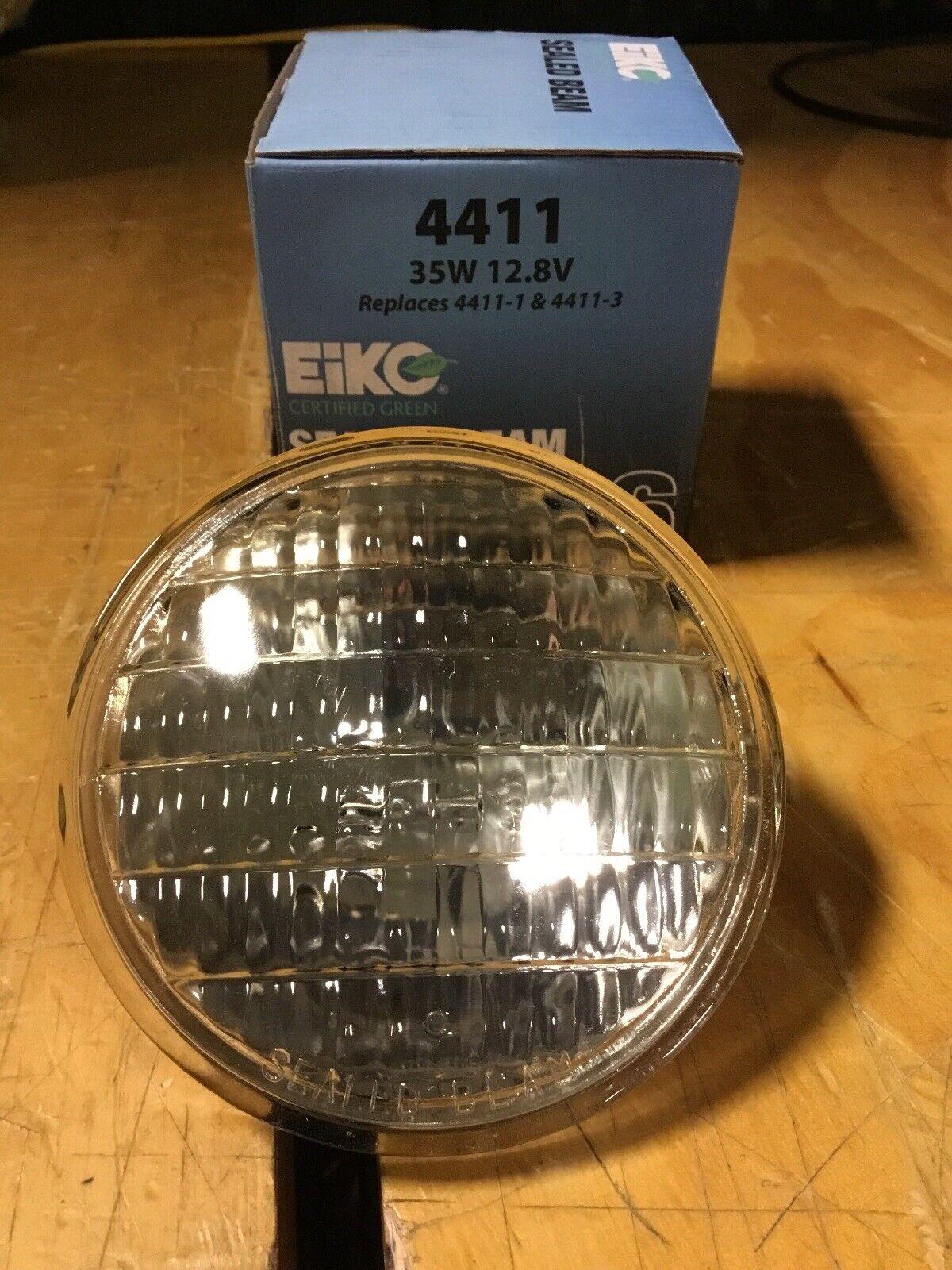 ONE PAIR 4411 Halogen Sealed Beam Lamp PAR36 35W replaceable bulb fog lamp