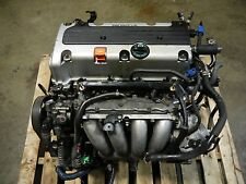 JDM Honda K24A Engine replaces K24A2 from Acura TSX 03-07 Honda Accord 03-07 K24