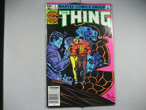 The-Thing-2-1983-Marvel