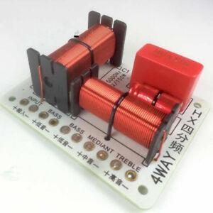 150W-800Hz-5KHz-4-Ways-Multi-Speaker-Audio-Frequency-Divider-Crossover-Filters