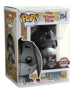 Disney-Winnie-The-Pooh-Glitter-Eeyore-Diamond-Collection-Funko-Pop-Vinyl