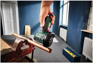 NEW Parkside 12v Li-Ion battery Cordless Angle Grinder with Battery /& Charger