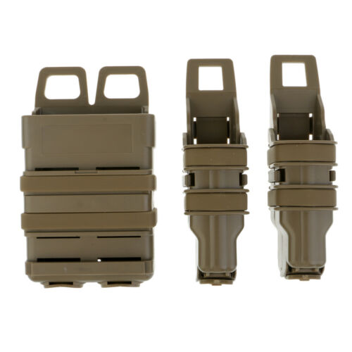 in Outdoor Fast Mag Pouch 2 in 1 Tactical Fast Mag Hunting Holster for Vest